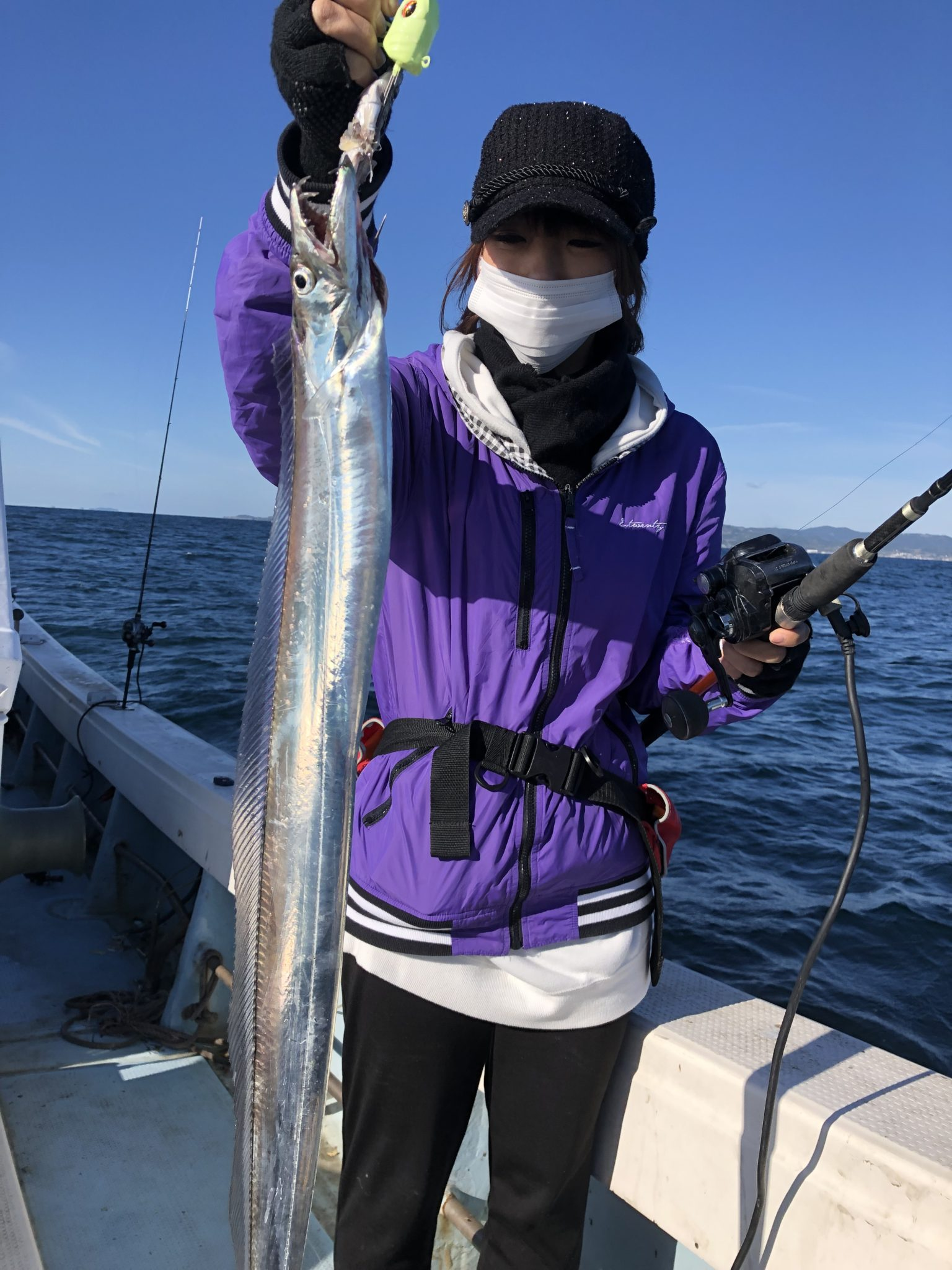 太刀魚真鯛