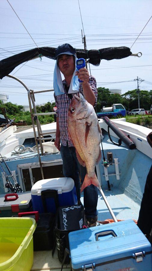 根魚釣りチャーター